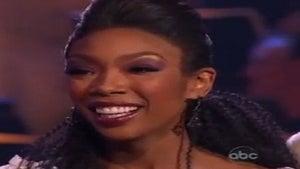 'DWTS': Brandy's Week 9 Semi-Finals Performances