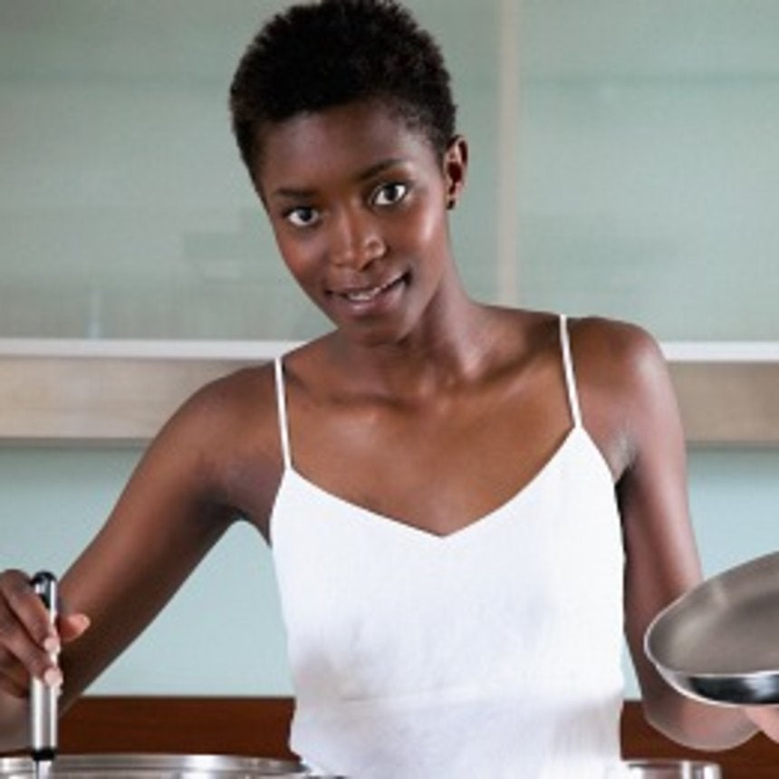 Balancing Act: Cooking and Gender Roles