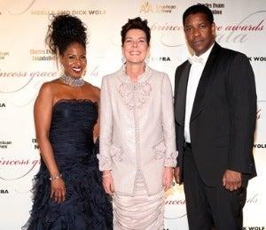 Star Gazing: Pauletta and Denzel Washington Get Fancy