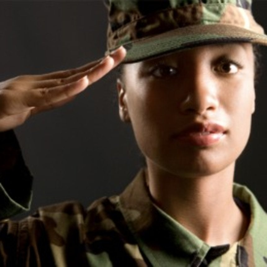 Sound-Off: In Defense of Our Sisters in the Military