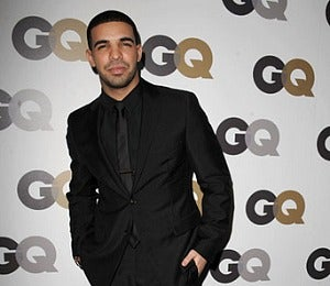 Star Gazing: Drake at GQ Men of the Year Party