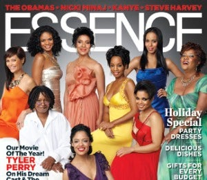 'For Colored Girls' Cast on December Cover of ESSENCE