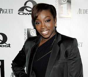 Star Gazing: Estelle Is Fab at 'Bossa Nostra' Party