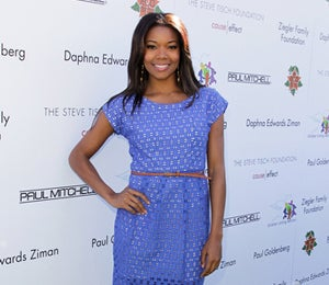 Star Gazing: Gabrielle Union at Day of the Child