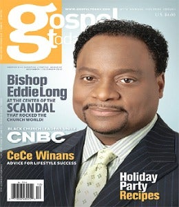 Controversy Over Bishop Eddie Long 'Gospel' Cover