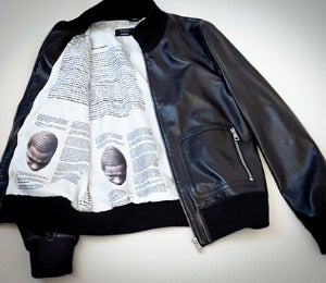 Jay-Z's 'Decoded' Pages Appear in Gucci Jacket