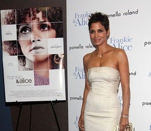 Star Gazing: Halle Berry at 'Frankie and Alice' Premiere