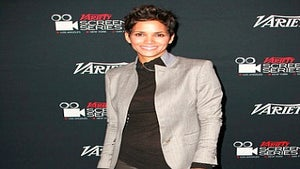 Star Gazing: Halle Berry at L.A. 'Frankie' Screening