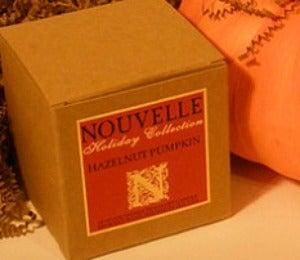 Beauty Beat: Nouvelle Hazelnut Pumpkin Candle