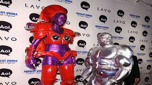 Star Gazing: Celeb Halloween Costumes