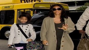 Star Gazing: Jada and Willow Wear Matching Red Boots