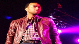 Star Gazing: John Legend Takes the Stage in Amsterdam