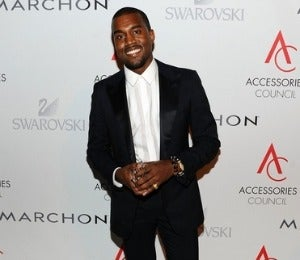 Kanye West Is Named 'Stylemaker of the Year'