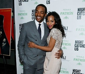 Star Gazing: Anthony and Kerry at 'Night' Premiere