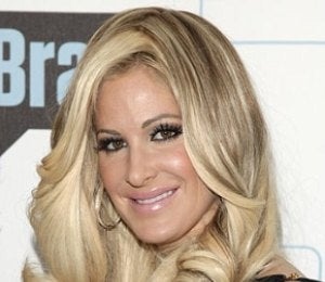 Kim Zolciak Confirms She's Pregnant