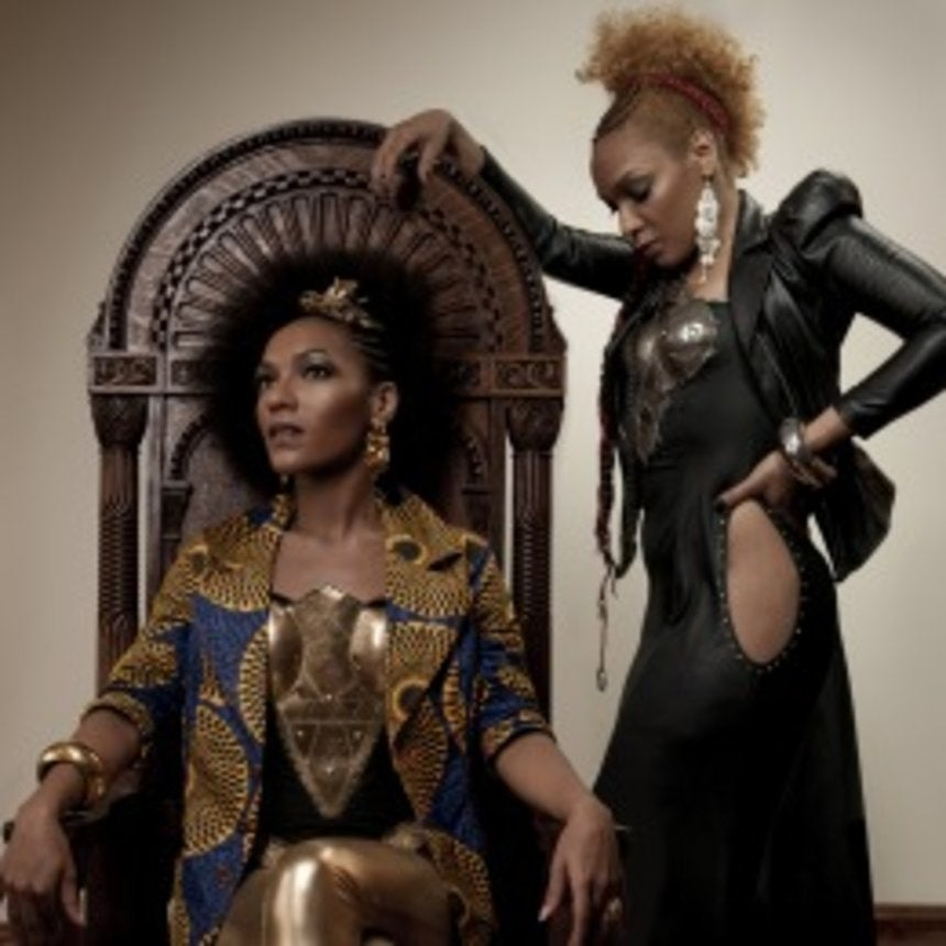 Les Nubians on New Album and Language Barriers