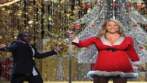 Star Gazing: Mariah Carey Films Holiday Special