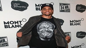 Star Gazing: Michael Ealy at '24 Hour Plays' in NYC