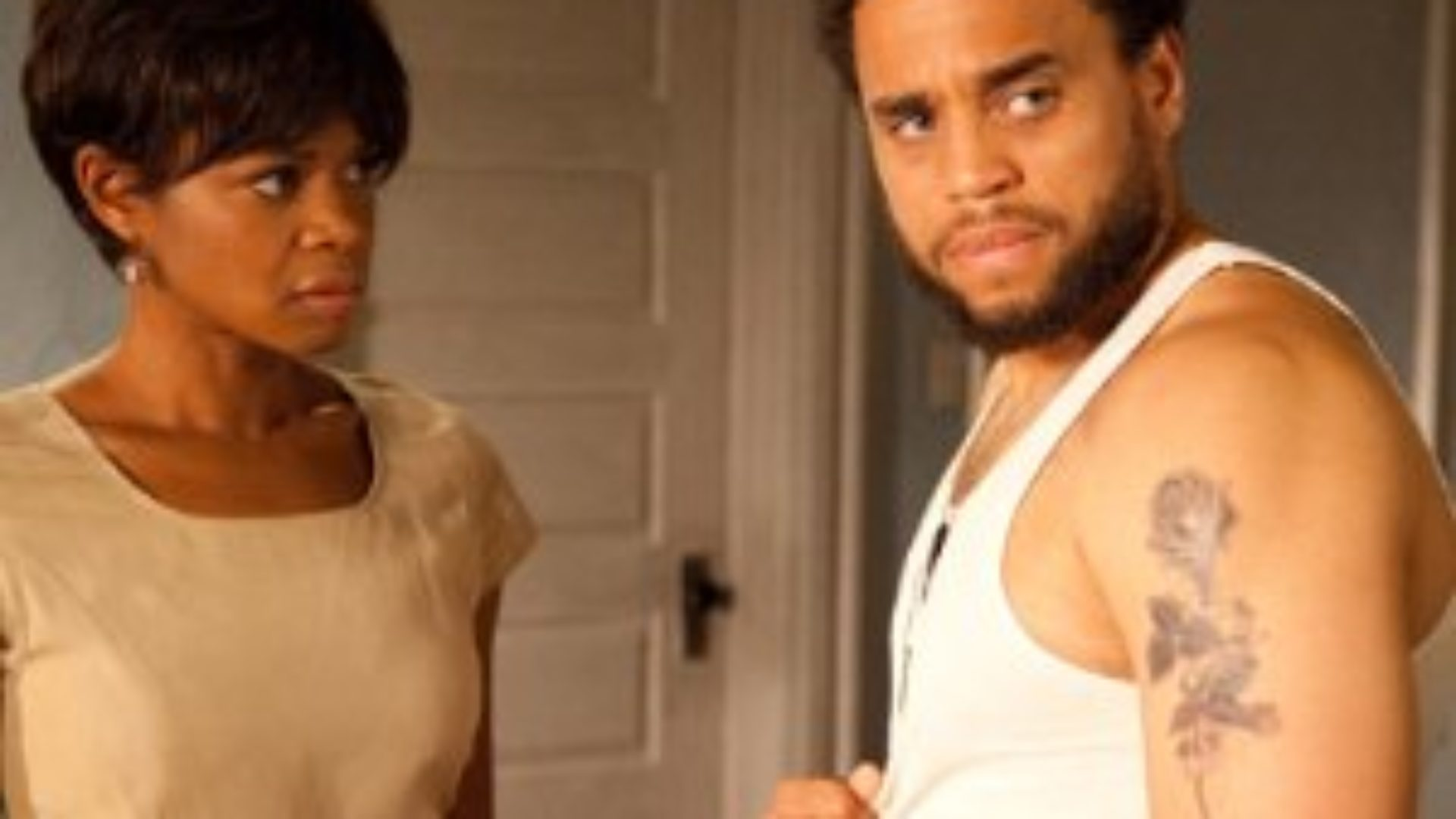 Michael Ealy on Black Male-Bashing in 'Colored Girls'