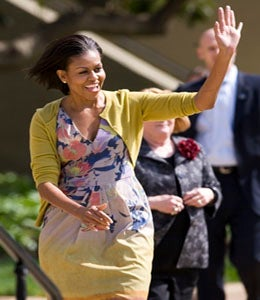 Michelle Obama Heads to Broadway for 'Fela'