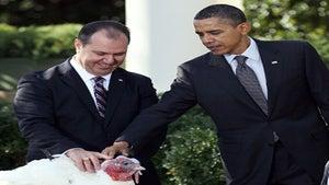 Obama Watch: President Obama Pardons a Turkey