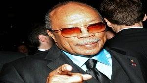 Quincy Jones Talks about Snoop, J-Hud and New Album