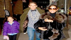 Star Gazing: Stacey Dash Spends Family Time in NYC