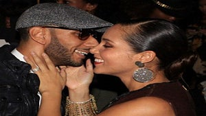 Star Gazing: Swizz and Alicia Party at Trump Soho