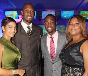 Star Gazing: Queen, D. Wade and the Mournings in Miami
