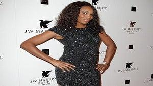 Star Gazing: Venus Williams at Marriott Marquis Miami