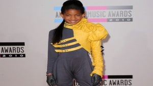 Coffee Talk: Willow Smith's AMA Outfit Causes Uproar