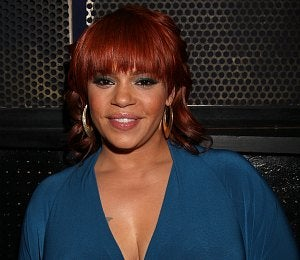 Faith Evans Gets Three Years Probation for DUI