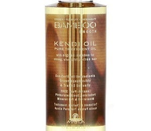 Miracle Worker: Alterna Bamboo Smooth Kendi Oil
