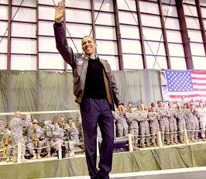 Obama Watch: President Obama Visits Afghanistan