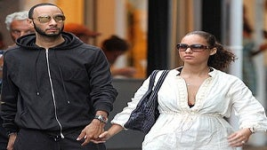 Star Gazing: Alicia and Swizz Hold Hands in St. Barts