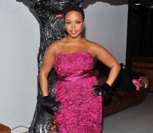 Chrisette Michele on Letting Her 'Freedom Reign'