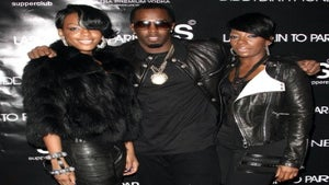Diddy Dirty Money's 'Last Train to Paris' Release Party