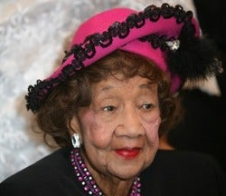 Civil Rights Icon Dorothy Height Is Getting Her Very Own Postage Stamp