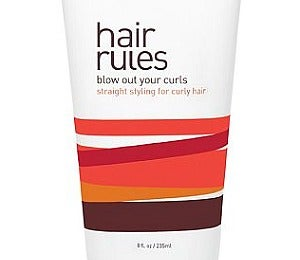 Miracle Worker: Hair Rules Blow Out Curls Cream