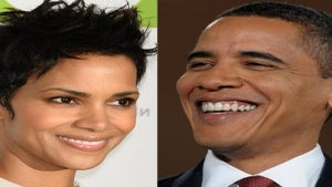 Obama and Halle Seen as More 'Black' Than 'White'