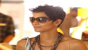 Celeb Style Favorite: Halle's GUESS by Marciano Shades