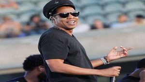 Star Gazing: Jay-Z Rocks Australia