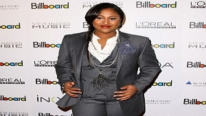Star Gazing: Jazmine Sullivan at 'Women in Music'