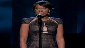 Jennifer Hudson Honors Oprah at Kennedy Center