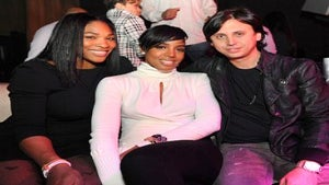 Star Gazing: Serena and Kelly Party in Miami