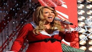 Star Gazing: Mariah Carey Spreads Holiday Cheer