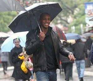 Star Gazing: Mechad Brooks' Rainy Day