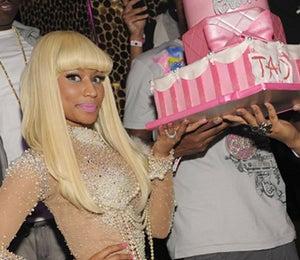 Star Gazing: Nicki Minaj's Birthday Bash in Vegas