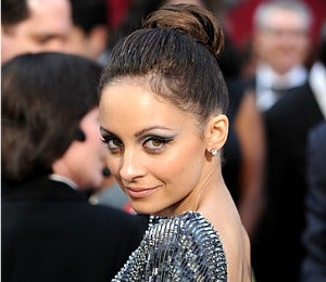 Nicole Richie Gets Married at Father's L.A. Estate