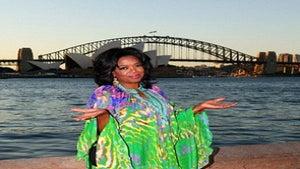 Oprah Winfrey's Australian Excursion